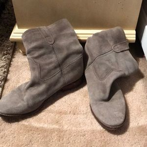 isabele maramt Shoes - Suede booties -Isabel maramt (brand)
